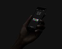 TEED APP - Rejected Brand Identity Design