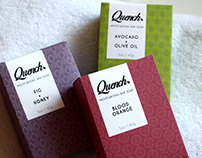 Quench Soap Branding/Packaging