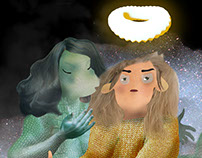 Revelation of the Reptilian Angel, In Hot Garbage