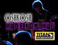 Oshkosh Underground - Variety Show Recap Video