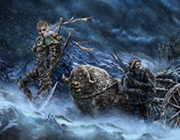 Vengeance of the North