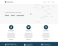 Inventiva Website (Home Page)
