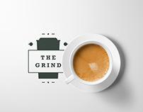 The Grind Identity Design
