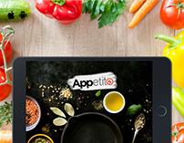Appetito - Restro App