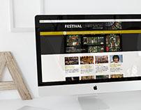 Site web - Festival d'Art Sacré