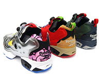 Reebok Fury Villains Pack