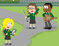 St Edmondsbury CE VA Primary School
