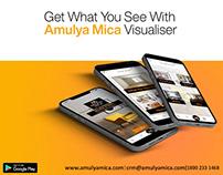Amulya Mica Campaign | Aditya sturdy technology