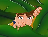 Líder Robotic Adventures - Jungle Trek