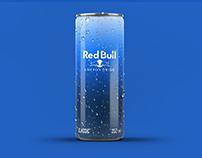 Redesign de embalagem da Red Bull