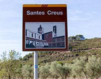 Santes Creus - L'Alt Camp - Tarragona