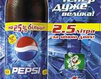 Pepsi / TVC