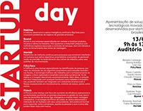Convite - Startup Day