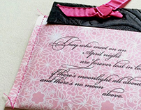 Wedding Stationery and Specialty Favor