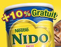 NIDO GIRAFFE PROMO WEST AFRICA