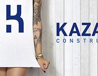 Kazakos Construction T-Shirt