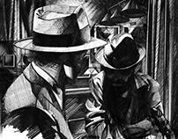 Dave Stewart Spitballin' album artwork
