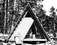 Amber Road Trekking Cabin