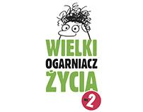 Wielki Ogarniacz Życia 2, ZNAK Literanova, 2018