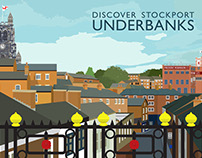 STOCKPORT Underbanks