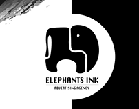 Elephants Ink | Branding