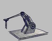 Robot Arm IK