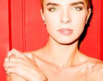 Minimalist Jewelry 2016 campaign