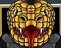 Vegas Golden Knights Mascot