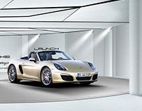 Porsche Launch Event Pitch 2014