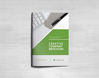CREATIVE COMPANY BROCHURE DESIGN