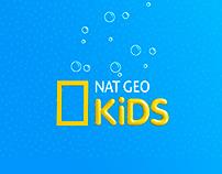 Dirección de arte NG Kids