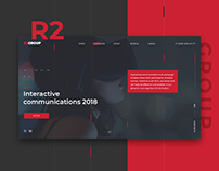 R2Group - maintenance of exhibitions