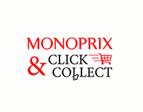 MONOPRIX - Click & Collect