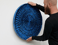 Enter the circle, a kinetic work