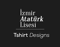 Izmir Ataturk High School // Tshirt Designs