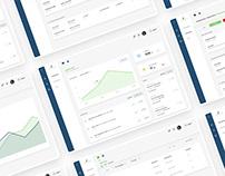 Dashboard Design - Web App | Vegesoft
