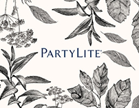 PartyLite Signature spring collection