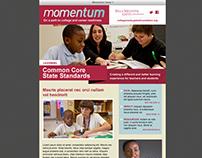 Momentum Digital Issue Briefs
