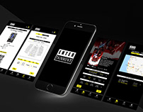 Entertainment (Online Movies & Events Booking) App UX