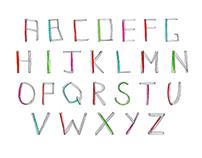 Cubism Typeface