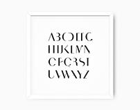 Incomplete - Font Design