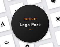 Freight Logo Template Pack by Delightful Design