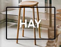 HAY - web concept