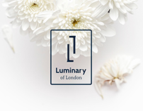 Luminary London Logo Proposal nº1