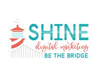 Shine Digital Marketing Logo