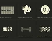 Logos 2002 – 2019