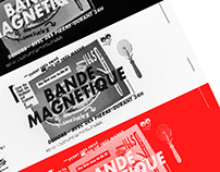 Party : Bande Magnétique - Pizza special