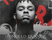 D'angelo Russell - NBA 2K21