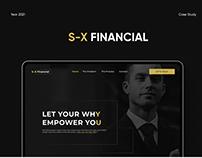 S-X Financial Case study