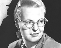 Shirley Jackson for 'The Atlantic' magazine